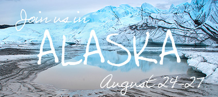 Matanuska Glacier Alaska Photography Workshop